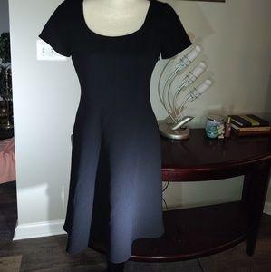 Jones of New York black dress